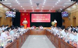 Hội nghị mở rộng lần thứ 20 Ban Chấp hành Đảng bộ Khối các cơ quan Trung ương