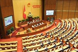 Toàn văn Báo cáo của Chính phủ về phòng, chống dịch COVID-19 và những nhiệm vụ, giải pháp trọng tâm phục hồi, phát triển kinh tế-xã hội