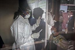 WHO quan ngại số ca nhiễm gia tăng tại các nước nghèo