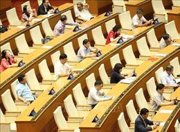 Kỳ họp thứ 9, Quốc hội khóa XIV: Đảm bảo hiệu quả hoạt động của đại biểu Quốc hội