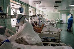 Quân đội Nga dựng bệnh viện dã chiến tại Dagestan đối phó với COVID-19