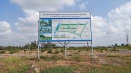 Tái khởi công dự án khu công nghiệp sau gần 13 năm