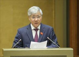 Quốc hội hoàn thành rất thành công chương trình đợt 1 của kỳ họp