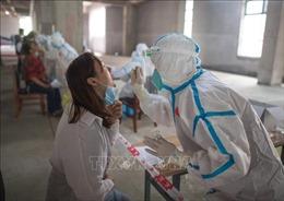 Trung Quốc đại lục ghi nhận 2 ca nhiễm mới nhập cảnh, không có ca nhiễm nội địa
