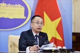 Việt Nam phản đối hành vi trồng rau của Trung Quốc ở Hoàng Sa