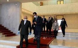 EU gia hạn trừng phạt Chính phủ Syria