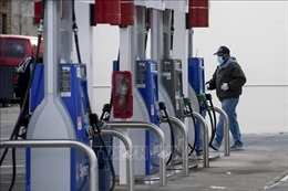 Giá dầu thế giới đi lên trong phiên giao dịch 28/5