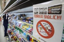 Căng thẳng thương mại Hàn Quốc - Nhật Bản 'nóng' trở lại