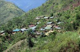 Nguy cơ sạt lở ở huyện biên giới Mường Tè, Lai Châu
