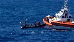 Hàng chục người di cư thiệt mạng khi vượt biển tới châu Âu