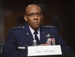 Thượng viện Mỹ phê chuẩn đề cử người gốc Phi đầu tiên làm Tham mưu trưởng Không quân