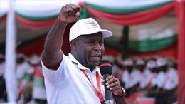 Tân Tổng thống Burundi cam kết thúc đẩy công bằng xã hội