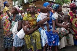 Gần 80 triệu người trên toàn cầu phải rời bỏ nhà cửa do bạo lực