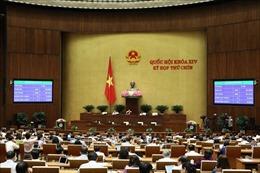 Thực hiện thí điểm một số cơ chế, chính sách tài chính - ngân sách đặc thù đối với Hà Nội từ 15/8/2020