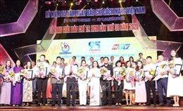Vinh danh 66 tác phẩm tại Lễ trao giải báo chí TP Hồ Chí Minh lần thứ 38