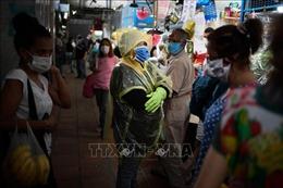 Venezuela áp dụng các biện pháp cách ly đặc biệt