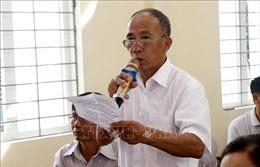 Cử tri băn khoăn về chế độ đền bù dự án cao tốc Nội Bài - Lào Cai đi Sa Pa