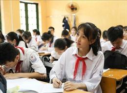 Tuyển sinh lớp 10 tại Hà Nội: Học sinh được đổi nguyện vọng trong ngày 24-25/6