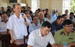 Cử tri kiến nghị nhiều vấn đề về phát triển kinh tế, hỗ trợ người dân