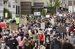 Tổng thống Mỹ cảnh báo sẽ cứng rắn với những người biểu tình tại Washington