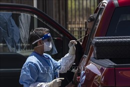 Số ca nhiễm virus SARS-CoV-2 tại bang Texas tăng đột biến