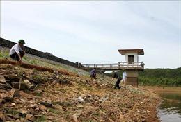 Nhiều công trình thủy lợi ở Quảng Bình bị hư hỏng