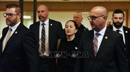 Phiên tòa xem xét dẫn độ bà Mạnh Vãn Châu sang Mỹ kéo dài đến cuối tháng 4/2021
