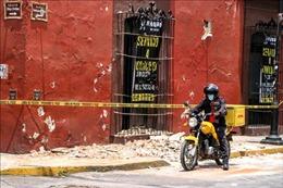 Diễn tập ứng phó với động đất tại Mexico
