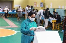 Tổng tuyển cử tại Mông Cổ: Đảng cầm quyền thắng lớn