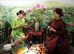 Tái hiện Tết Đoan Ngọ truyền thống tại Hoàng thành Thăng Long