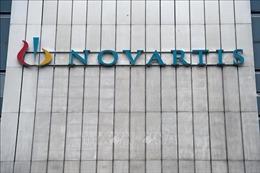 Novartis nộp phạt 346 triệu USD để chấm dứt điều tra hối lộ