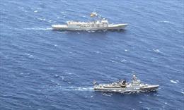 Hải quân Ai Cập - Tây Ban Nha tập trận chung trên Biển Đỏ