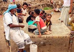 UNICEF cảnh báo hàng triệu trẻ em Yemen bị đẩy đến bờ vực nạn đói