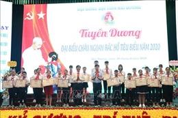 Tuyên dương 'Lãnh đạo trẻ tương lai' tại Đại hội Cháu ngoan Bác Hồ tỉnh Hải Dương