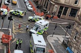 Danh tính kẻ tấn công bằng dao làm 6 người bị thương tại Glasgow, Anh