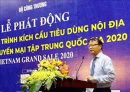 Thứ trưởng Đỗ Thắng Hải: Kích cầu tiêu dùng nội địa để ngành bán lẻ tăng trưởng mạnh hơn