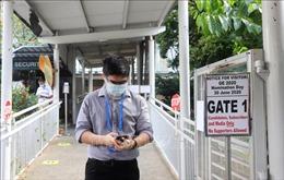 Bầu cử Singapore 2020: Cử tri mắc COVID-19 và được cách ly tập trung sẽ không được đi bỏ phiếu