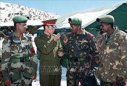 Đàm phán cấp tư lệnh Trung-Ấn đạt được tiến triển