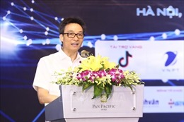 Phó Thủ tướng Vũ Đức Đam: Việt Nam kiên trì mục tiêu chiến lược chuyển đổi số