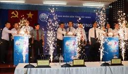 Khai trương Trung tâm giám sát, điều hành đô thị thông minh tỉnh Tây Ninh