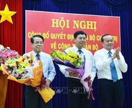 Bộ Chính trị chuẩn y ông Nguyễn Tiến Hải giữ chức Bí thư Tỉnh ủy tỉnh Cà Mau
