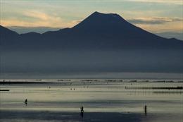 Philippines cảnh báo núi lửa Bulusan hoạt động bất thường