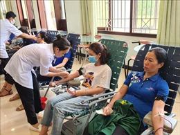 'Hành trình Đỏ' thu được hơn 2.000 đơn vị máu an toàn tại Đắk Nông