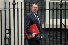 Cựu Bộ trưởng Thương mại Anh Liam Fox ứng cử vị trí Tổng giám đốc WTO