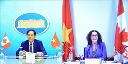 Tham khảo chính trị cấp Thứ trưởng Ngoại giao Việt Nam - Canada lần thứ hai