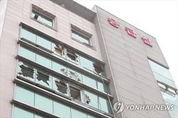30 người bị thương vong trong vụ cháy bệnh viện ở Hàn Quốc
