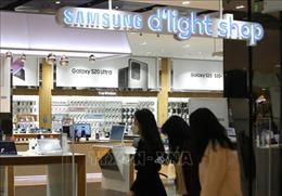 Samsung 9 năm liên tiếp đạt thương hiệu hàng đầu châu Á