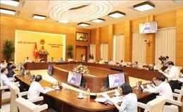 Ngày 13/7 khai mạc Phiên họp thứ 46 của Ủy ban Thường vụ Quốc hội