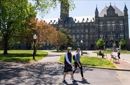 Tổng thống Trump tạo thêm sức ép với các trường đại học 