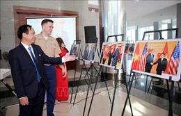 Triển lãm ảnh kỷ niệm 25 năm thiết lập quan hệ ngoại giao Việt Nam-Hoa Kỳ